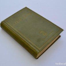 Livros antigos: J.K. HUYSMANS. ALLÁ LEJOS. PROMETEO. LA NOVELA LITERARIA. PRÓLOGO V. BLASCO IBAÑEZ. 1ª EDICIÓN. 1918. Lote 267096464