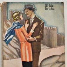 Libros antiguos: EN TIERRA DE SANTOS - ALBERTO INSÚA - EL LIBRO PARA TODOS Nº 32 - EDITORIAL COSMÓPOLIS AÑO 1929. Lote 267149239