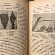 Libros antiguos: ACADEMIA DE LA HISTORIA (DIC 1916) COSTUMBRES INDIGENAS DE GUINEA; HISTORIA DE ALFARO (VER INDICE. Lote 267422649