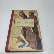 Libros antiguos: EL MONASTICÓN. EURICO EL PRESBÍTERO. ALEJANDRO HERCULIANO. MADRID. IMP. DE T FORTANET. 1875.. Lote 267446384