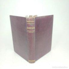 Libros antiguos: EL MAR AL DÍA. INGENIERÍA Y GUERRA SUBMARINAS. C. DOMVILLE - FIFE. BARCELONA. CIRCA 1900.. Lote 267448194