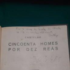 Livres anciens: CINCOENTA HOMES POR DEZ REAS. Lote 267629114