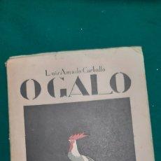 Livres anciens: O GALO. Lote 267631029