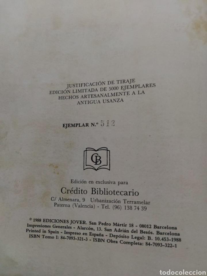 Libros antiguos: Quijote - Foto 3 - 267704529
