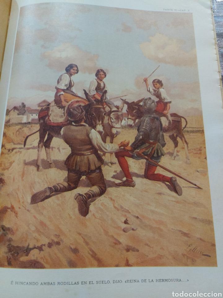Libros antiguos: Quijote - Foto 11 - 267704529