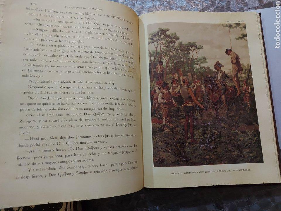 Libros antiguos: Quijote - Foto 12 - 267704529