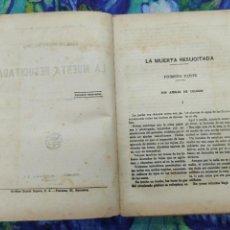 Libros antiguos: LOTE 5 NOVELAS RAMÓN SOPENA AÑOS 30. Lote 267784454