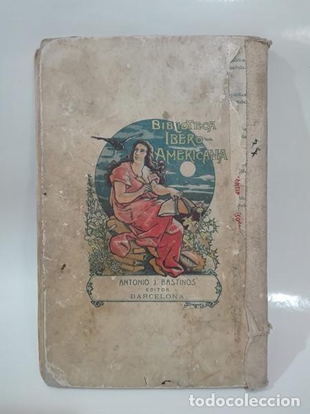 Libros antiguos: EL AÑO INFANTIL (Manuel Ossorio Bernard) + LAS CUATRO ESTACIONES (Carlos Frontaura). Año 1924. - Foto 4 - 267847294