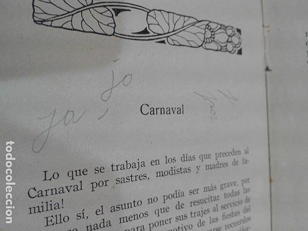 Libros antiguos: EL AÑO INFANTIL (Manuel Ossorio Bernard) + LAS CUATRO ESTACIONES (Carlos Frontaura). Año 1924. - Foto 6 - 267847294