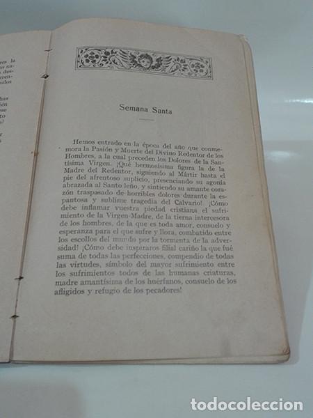 Libros antiguos: EL AÑO INFANTIL (Manuel Ossorio Bernard) + LAS CUATRO ESTACIONES (Carlos Frontaura). Año 1924. - Foto 7 - 267847294