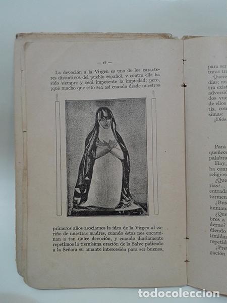 Libros antiguos: EL AÑO INFANTIL (Manuel Ossorio Bernard) + LAS CUATRO ESTACIONES (Carlos Frontaura). Año 1924. - Foto 8 - 267847294
