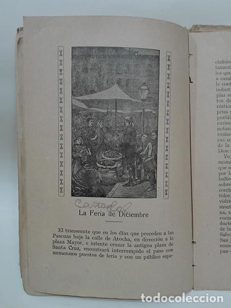 Libros antiguos: EL AÑO INFANTIL (Manuel Ossorio Bernard) + LAS CUATRO ESTACIONES (Carlos Frontaura). Año 1924. - Foto 9 - 267847294