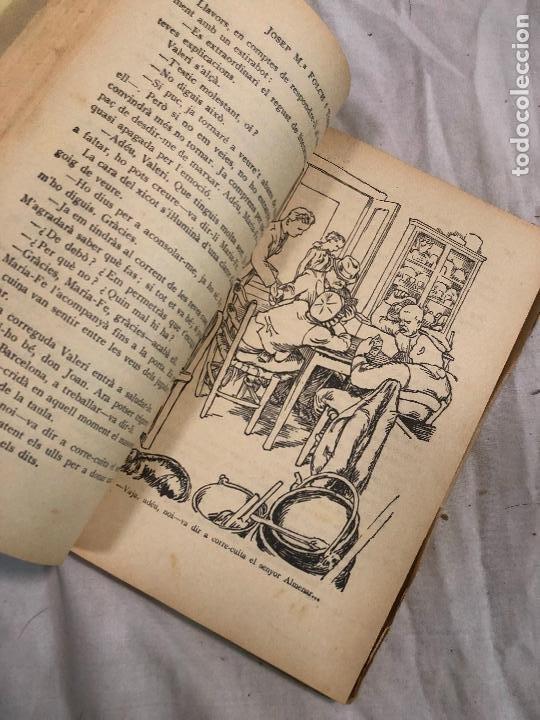 Libros antiguos: LA SENYORETA DE CASA-JUST, JOSEP Mª FOLCH I TORRES. 1935 - Foto 5 - 268401914