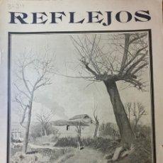 Livres anciens: REVISTA REFLEJOS. GRANADA 1925. Lote 268573374