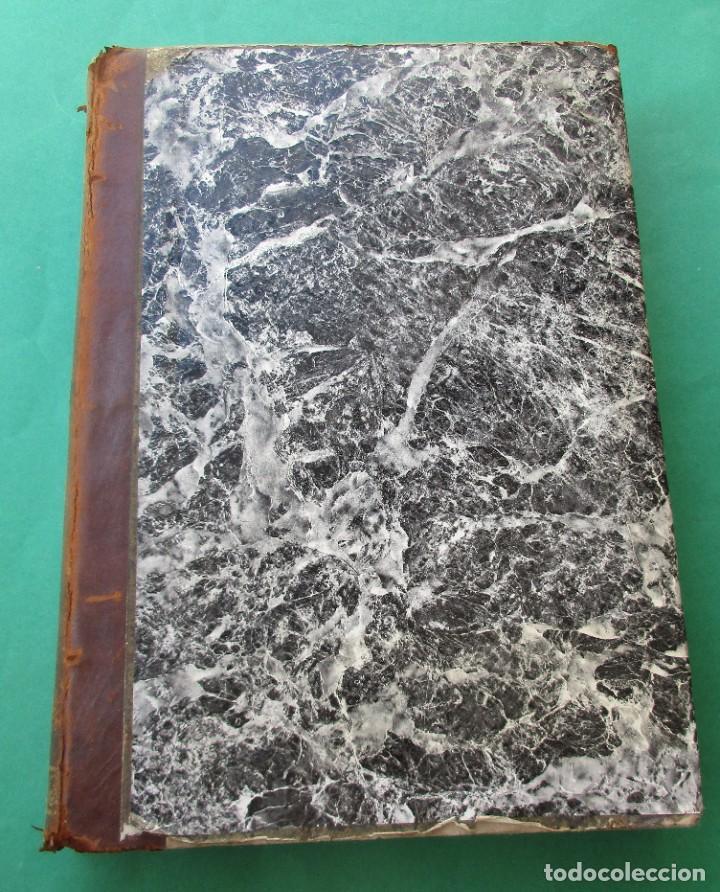 """Libros antiguos: ´HISTORIA DE FRANCIA"""". L. P. ANQUETIL Y GERMAN SARRUT.2 TOMOS EN 1.1851.ILUSTRACIONES.400 + 314 PÁGI - Foto 2 - 268691379"""
