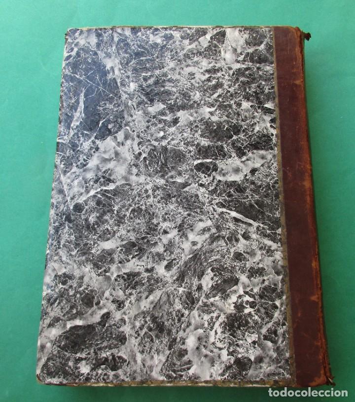 """Libros antiguos: ´HISTORIA DE FRANCIA"""". L. P. ANQUETIL Y GERMAN SARRUT.2 TOMOS EN 1.1851.ILUSTRACIONES.400 + 314 PÁGI - Foto 9 - 268691379"""