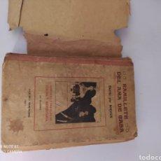 Libros antiguos: RAMILLETE DEL AMA DE CASA. NIEVES 1921. Lote 268832314
