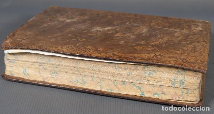 Libros antiguos: Los héroes y las maravillas del mundo - Tomo quinto 1855 - Foto 4 - 268846949