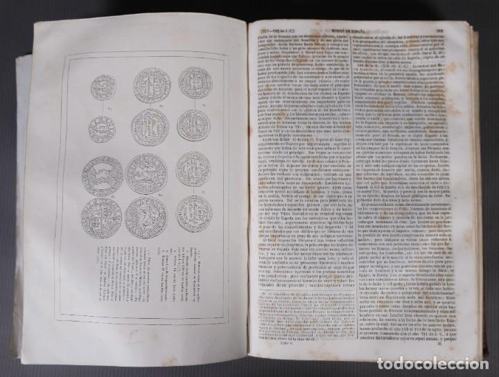 Libros antiguos: Los héroes y las maravillas del mundo - Tomo quinto 1855 - Foto 12 - 268846949