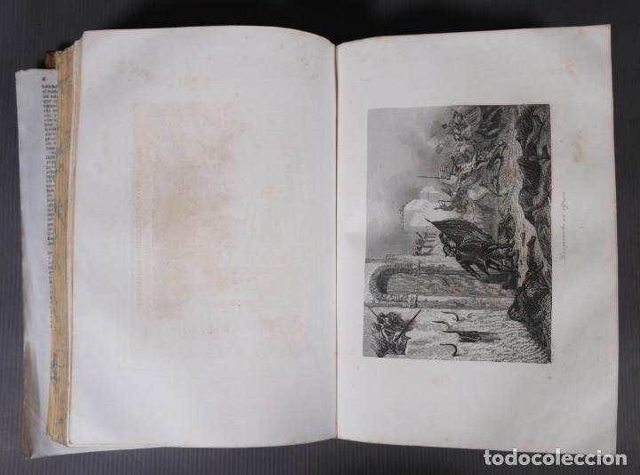 Libros antiguos: Los héroes y las maravillas del mundo - Tomo quinto 1855 - Foto 13 - 268846949