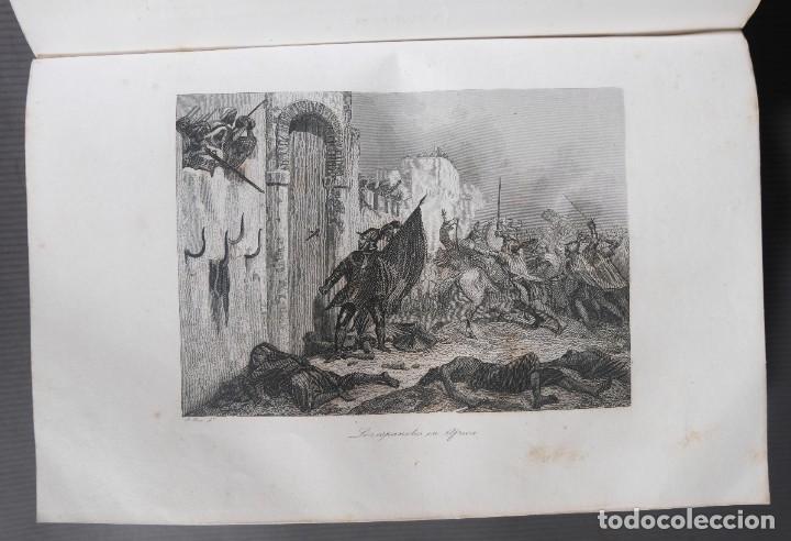 Libros antiguos: Los héroes y las maravillas del mundo - Tomo quinto 1855 - Foto 14 - 268846949