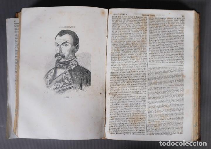 Libros antiguos: Los héroes y las maravillas del mundo - Tomo quinto 1855 - Foto 15 - 268846949