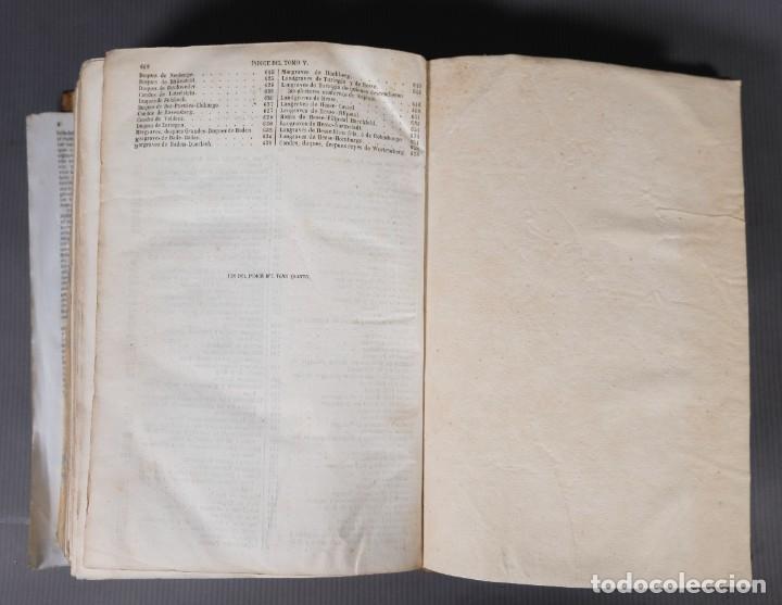 Libros antiguos: Los héroes y las maravillas del mundo - Tomo quinto 1855 - Foto 17 - 268846949