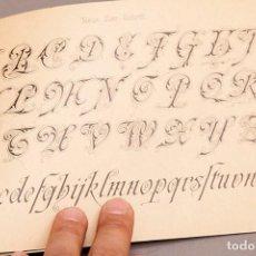 Libros antiguos: CATÁLOGO DE TIPOGRAFÍA - TIPOGRAFÍA - C. 1900. Lote 268851474