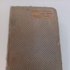 Libros antiguos: LIBRO LA VIDA NUEVA/AMINTA/VERSOS POR DANTE/TASSO/PETRARCA ED. SANZ CALLEJA MADRID AÑOS 20. Lote 268991379