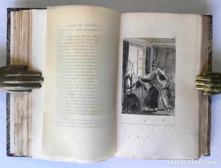 Libros antiguos: ALPHABET DE LIMPERFECTION ET MALICE DES FEMMES. Revue, corrigé, et augmenté dun friand dessert et - Foto 4 - 123224531