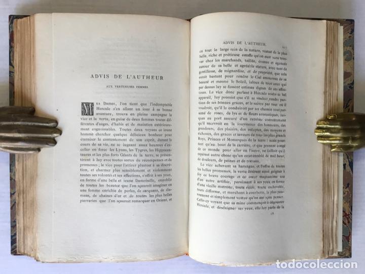 Libros antiguos: ALPHABET DE LIMPERFECTION ET MALICE DES FEMMES. Revue, corrigé, et augmenté dun friand dessert et - Foto 5 - 123224531