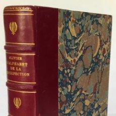 Libros antiguos: ALPHABET DE L'IMPERFECTION ET MALICE DES FEMMES. REVUE, CORRIGÉ, ET AUGMENTÉ D'UN FRIAND DESSERT ET. Lote 123224531