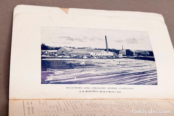 Libros antiguos: Catálogo de confecciones de lino - 1910 - Belfast - Foto 5 - 269078638