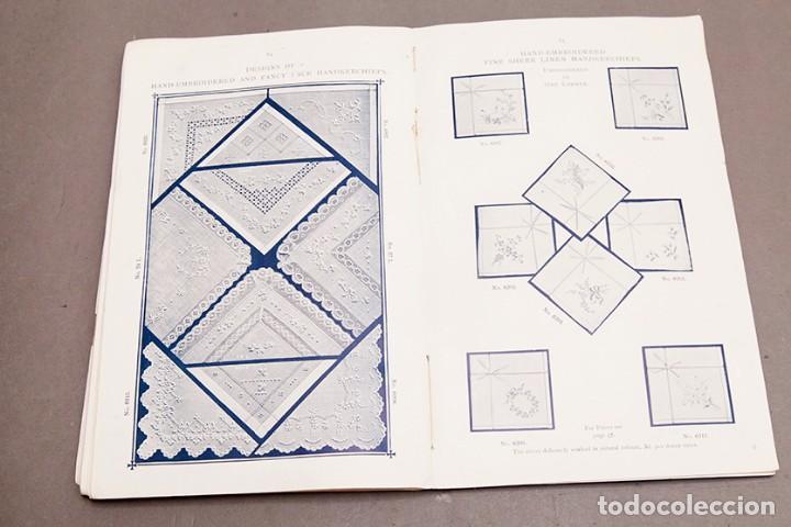 Libros antiguos: Catálogo de confecciones de lino - 1910 - Belfast - Foto 15 - 269078638