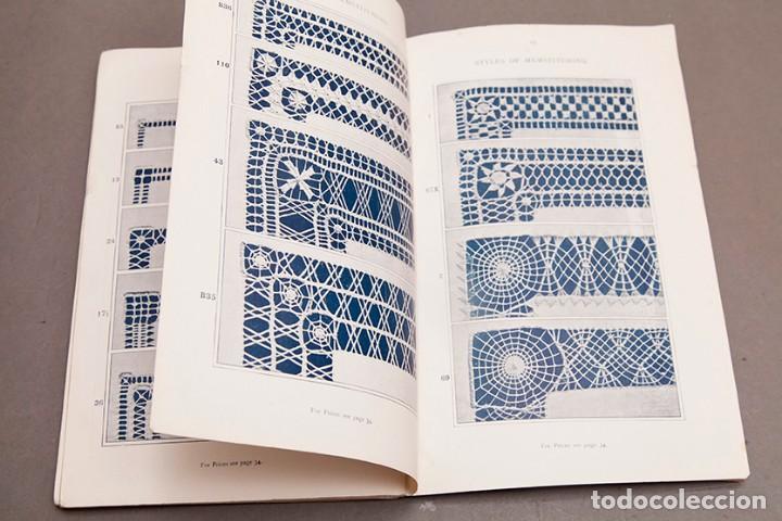 Libros antiguos: Catálogo de confecciones de lino - 1910 - Belfast - Foto 16 - 269078638