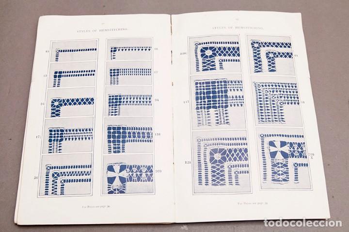Libros antiguos: Catálogo de confecciones de lino - 1910 - Belfast - Foto 17 - 269078638