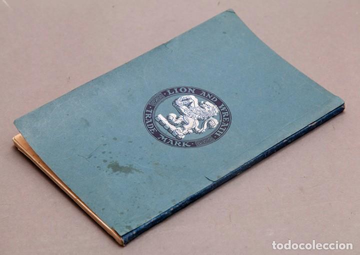 Libros antiguos: Catálogo de confecciones de lino - 1910 - Belfast - Foto 18 - 269078638