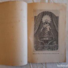 Libros antiguos: 1905 RESSENYA HISTORICA DEL SANTUARI DEL NTRA. SRA. DEL TURA. - SADERRA Y MATA, JOSEPH.. Lote 269131518