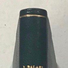 Libros antiguos: POESÍA FÓSIL. ESTUDIOS ETIMOLÓGICOS. - BALARI Y JOVANY, JOSÉ. 1890.. Lote 123160654