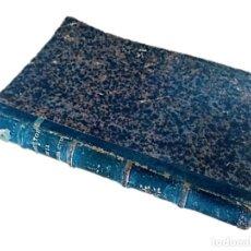 Libros antiguos: CONSULTOR DEL GUARDIA CIVIL - PRIMERA EDICIÓN - MADRID 1895. Lote 269262293