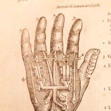 Libros antiguos: AMBROISE PARÉ - LES OEUVRES D'AMBROISE PARÉ - 1628. Lote 269298968