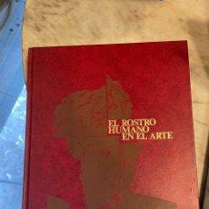 Libros antiguos: EL ROSTRO HUMANO EN EL ARTE SALVAT EDITORIALES. Lote 269343183