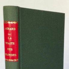 Libros antiguos: LA TRAITÉ DES BLONDES. - ACHARD, AMÉDÉE.. Lote 123153699