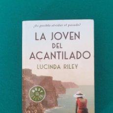 Libros antiguos: LA JOVEN DEK ACANTILADO LUCINDA RILEY. Lote 269450318