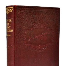 Libros antiguos: THE ADVENTURES OF OLIVER TWIST + GREAT EXPECTATIONS - CHARLES DICKENS. Lote 269583203
