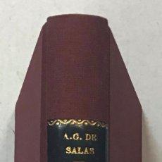 Libros antiguos: LA HIJA DE LA CELESTINA. - SALAS DE BARBADILLO, ALONSO GERÓNIMO. 1907. CLÁSICA DE OBRAS PICARESCAS. Lote 123243310