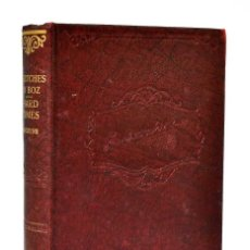 Libros antiguos: SKETCHES BY BOZ + HARD TIMES - CHARLES DICKENS. Lote 269617638