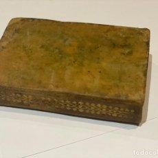 Libros antiguos: KALENDARIO MANUAL Y GUIA DE FORASTEROS EN MADRID. 1803. Lote 269620558