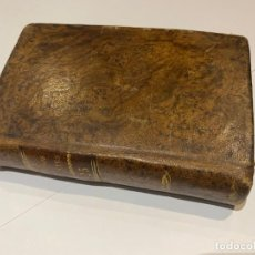 Libros antiguos: CALENDARIO MANUAL Y GUIA DE FORASTEROS EN MADRID. 1825. Lote 269621028
