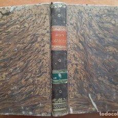 Libros antiguos: 1832 DON QUIJOTE - CERVANTES / TOMO I - 4 LÁMINAS. Lote 269626258